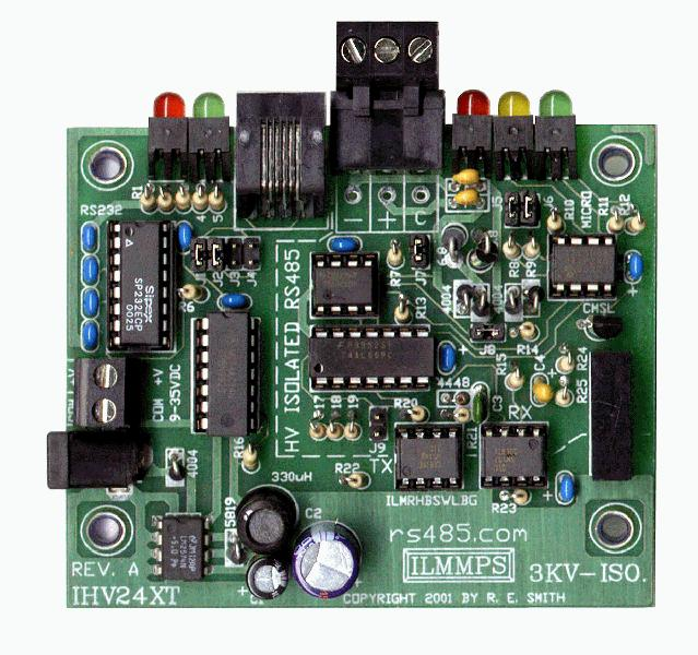 Free Software for rs485 rs422 rs232 serial Communications