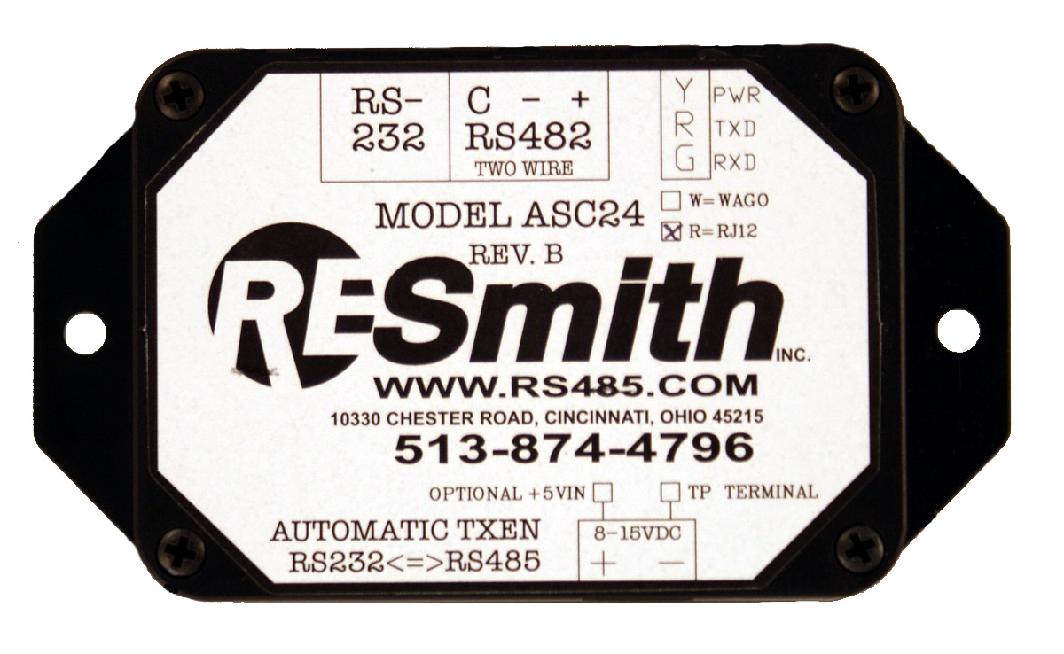 ASC24R Box Label