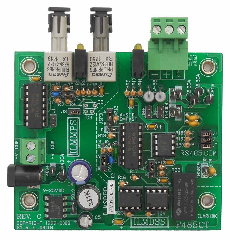 Rs 485 Half Duplex Wiring